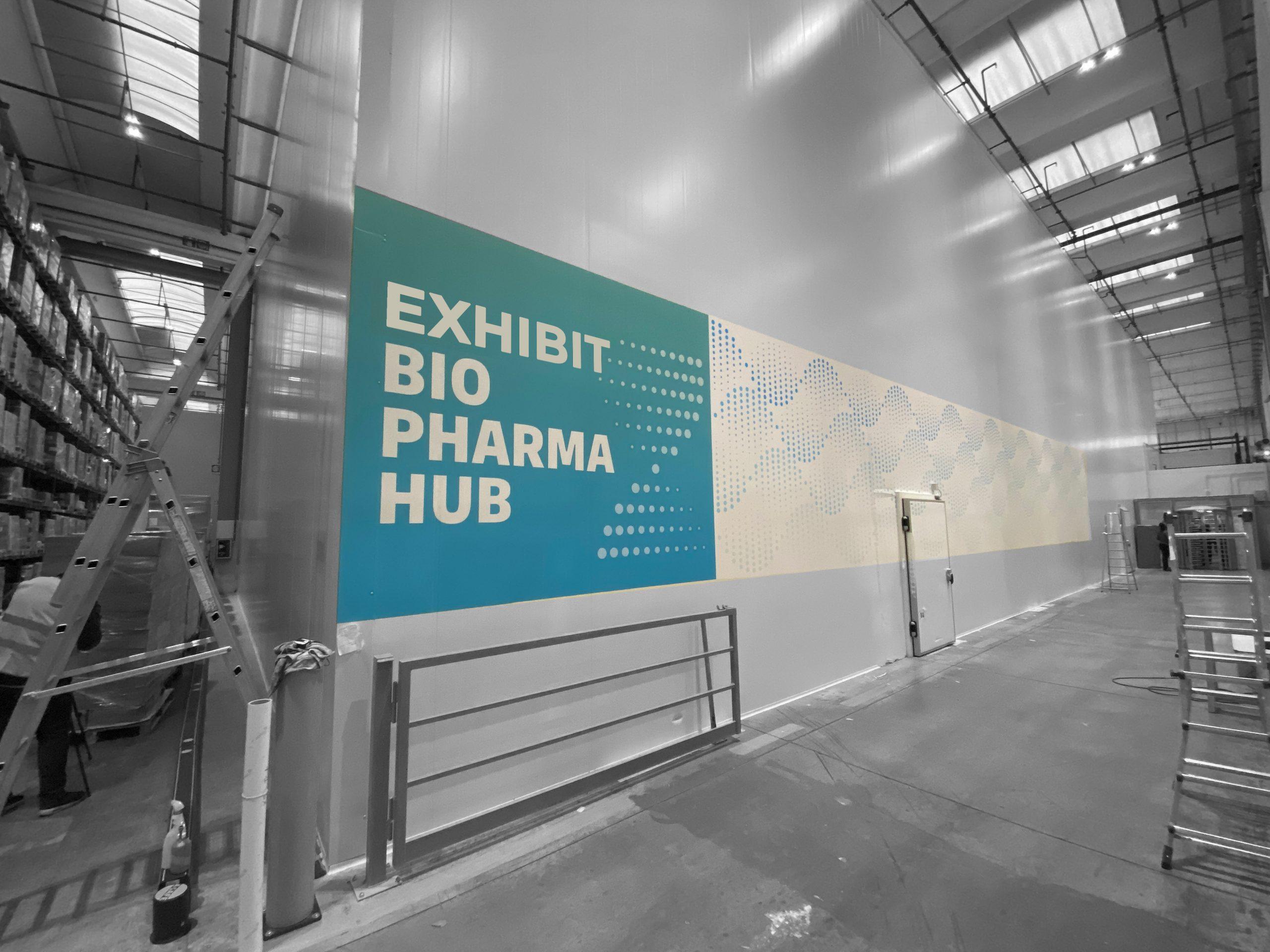 Bio pharma hub